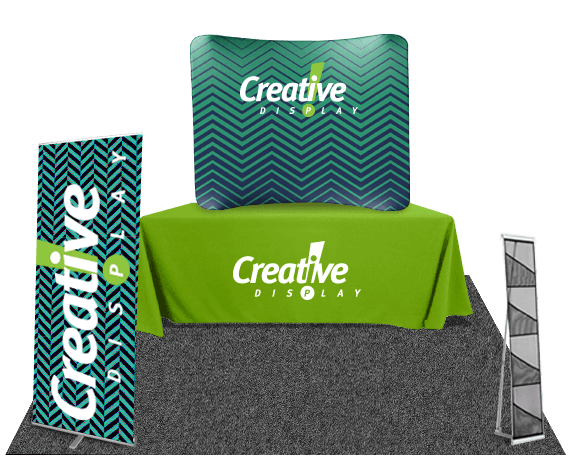 Booth Packages Creative Display Trade Show Displays